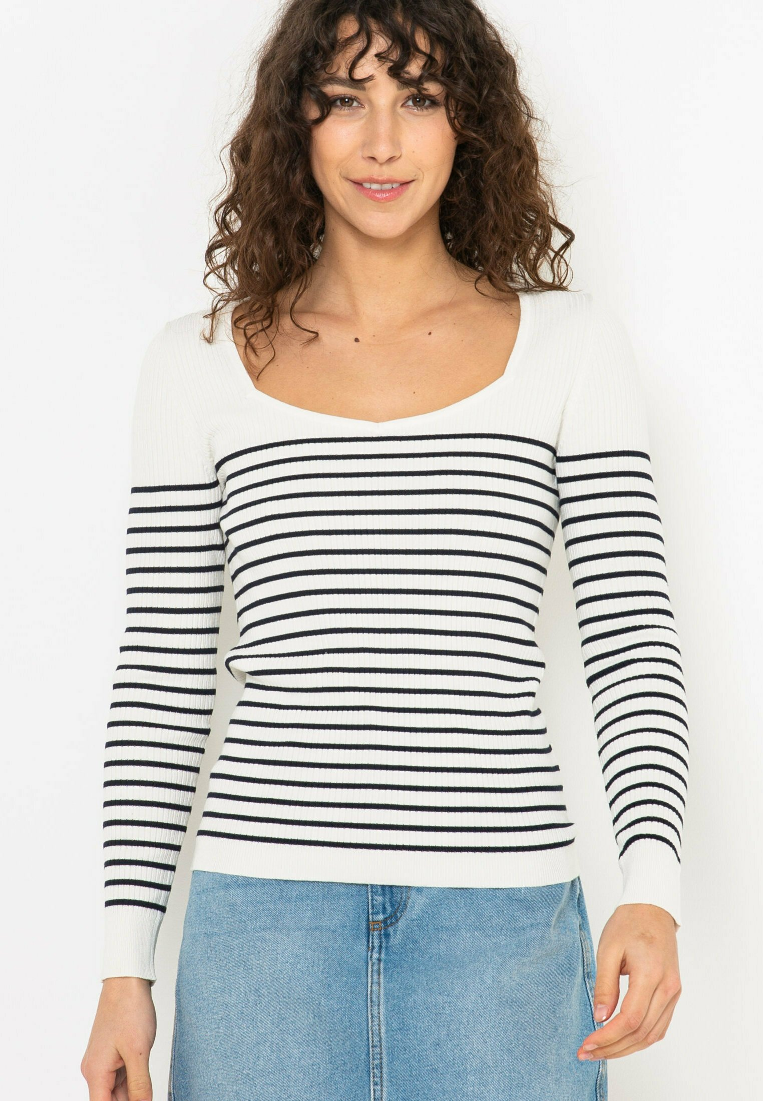 Femme MARINIÈRE  - Pullover