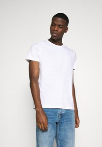 Burton Menswear London - SHORT SLEEVE CREW 7 PACK - Basic T-shirt - black - 2