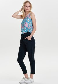 JDY - JDYCATIA PANTS - Pantalones - dark blue - 1