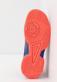 adidas Performance - Multicourt tennis shoes - collegiate royal/solar red - 4