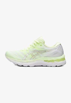 GEL-NIMBUS 23 - Neutral running shoes - illuminate yellow/pure silver