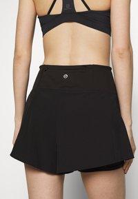 Cotton On Body - HIGHWAIST RUNNING SHORT - Pantalón corto de deporte - black - 4