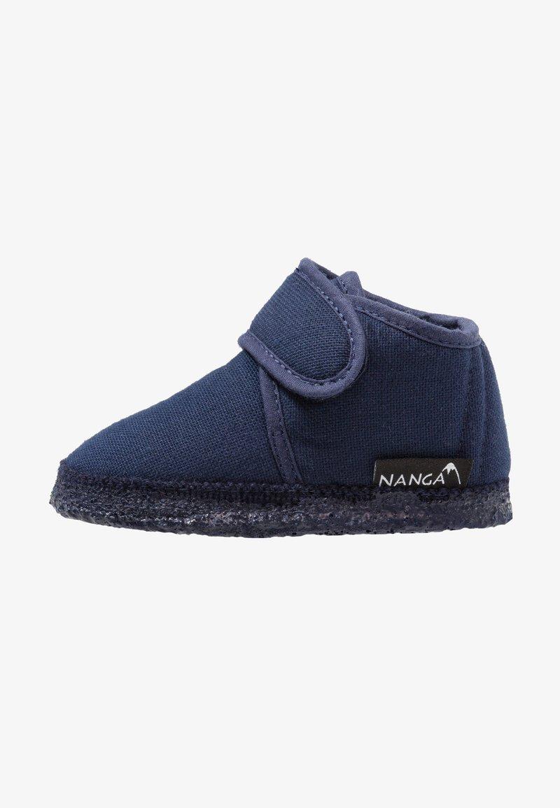 Nanga - LUNA UNISEX - Chaussons - blau