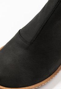 El Naturalista - HAYA - High heeled ankle boots - pleasant black - 2