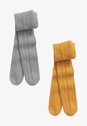 2 PACK - Sukkahousut - grey