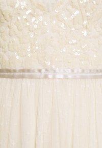 Needle & Thread - AURELIA BODICE CAMI BALLERINA DRESS - Společenské šaty - champagne - 2