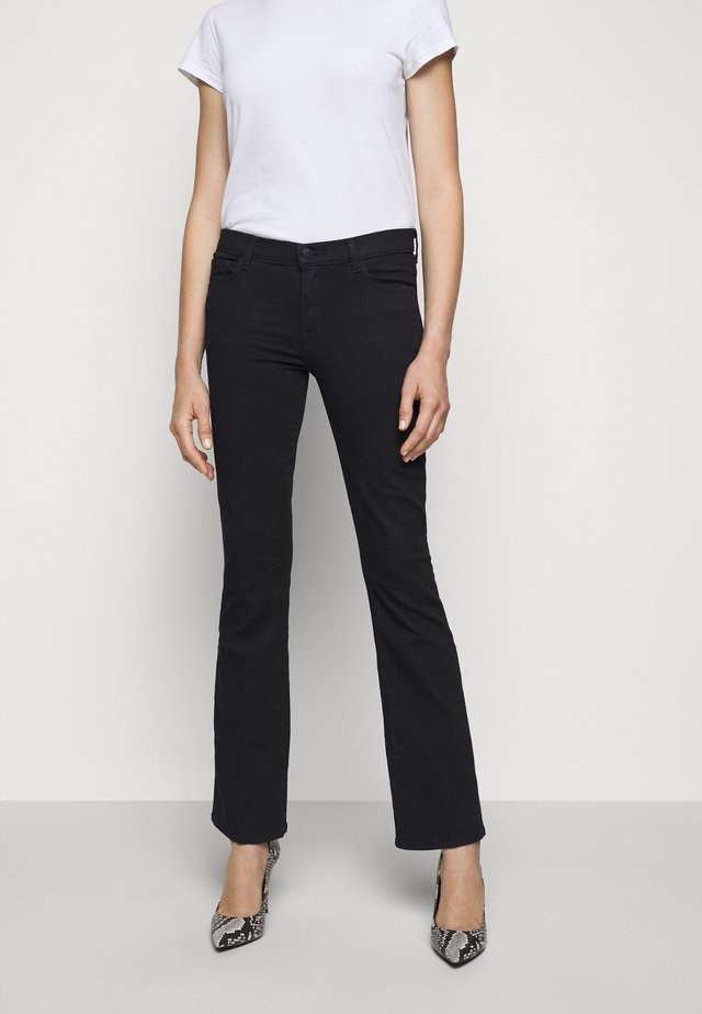 SALLIE MID RISE BOOT - Bootcut jeans - vanity