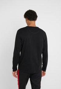 DRYKORN - YOSHI - Long sleeved top - black - 2