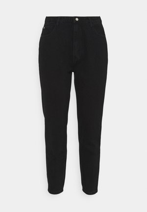 PLUS MISSGUIDED POCKET RIOT  - Relaxed fit -farkut - black