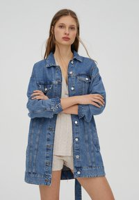 PULL&BEAR - Denim jacket - blue - 0