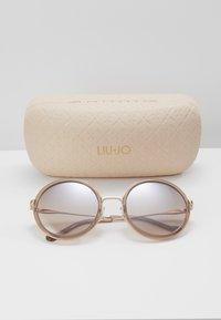 LIU JO - Sunglasses - nude - 3