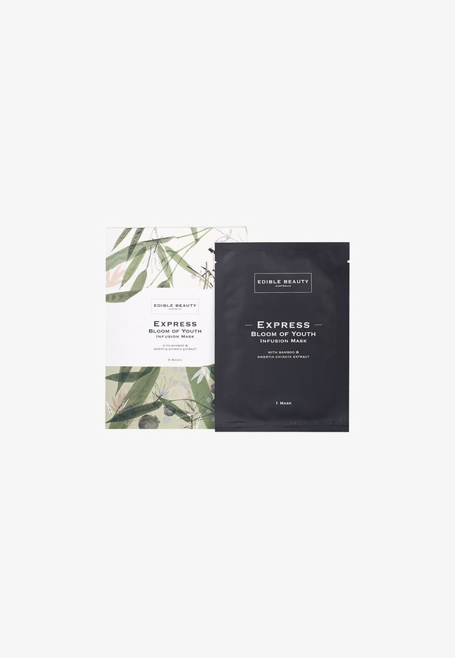 & BLOOM OF YOUTH INFUSION MASK - Face mask - -