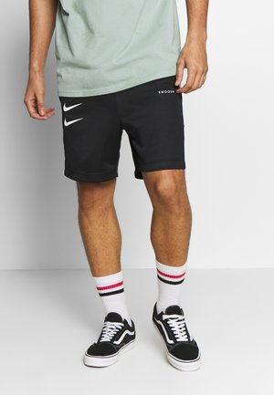 M NSW SHORT PK - Kraťasy - black/white