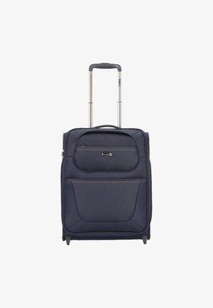Luggage - navy blue