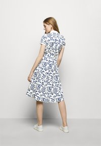 Polo Ralph Lauren - Shirt dress - white/dark blue - 2