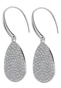 Fossil - VINTAGE GLITZ - Earrings - silberfarben - 1