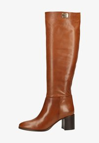 Scapa - Over-the-knee boots - cuoio - 0
