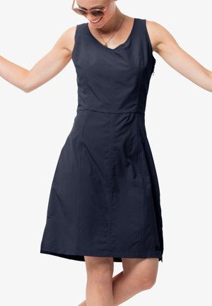 Sports dress - midnight blue