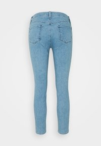 J Brand - MID RISE CROP - Jeans Skinny Fit - domina - 7