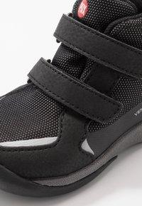 Pax - UNISEX - Hiking shoes - black - 2