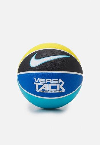 VERSA TACK  - Balón de baloncesto - black/white/lagoon pulse