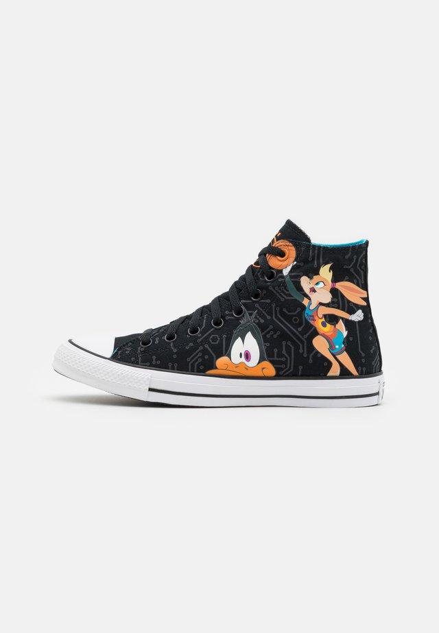 CHUCK TAYLOR AS UNISEX - Sneakersy wysokie - black