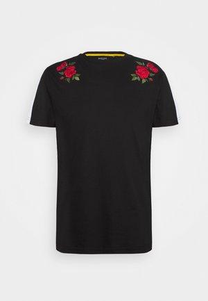 LANTANA - T-shirt con stampa - jet black