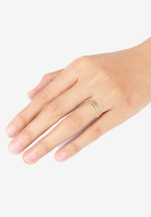 WRAPPED DESIGN - Ring - gold