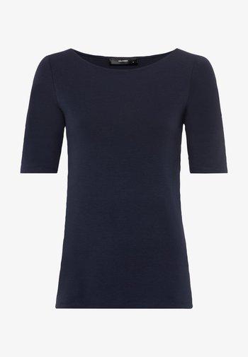 Basic T-shirt - indigo