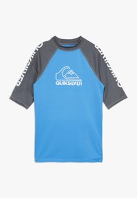Quiksilver - ON TOUR YOUTH - Rash vest - blue nights - 0