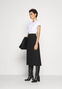 Anna Field - MODERN TEE - T-shirt basic - white - 1