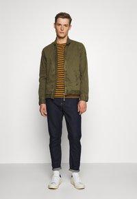 Schott - JAY - Summer jacket - light kaki - 1