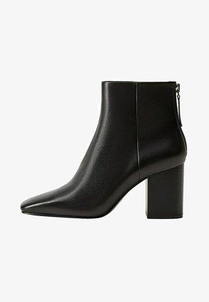 ALBA - Ankle boots - schwarz