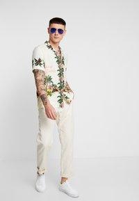 Topman - HAWAII SEQUIN - Shirt - multi - 1