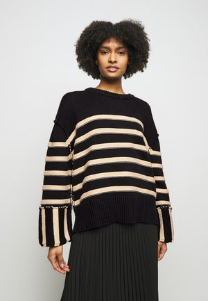 MAZZY ROUNDNECK - Jumper - black