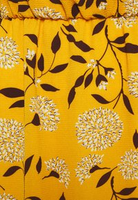 ONLY - ONLNOVA LUX STRAP MAXI DRESS - Maxi dress - golden yellow/white - 2
