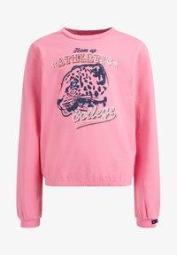 WE Fashion - T-shirt à manches longues - light pink - 0