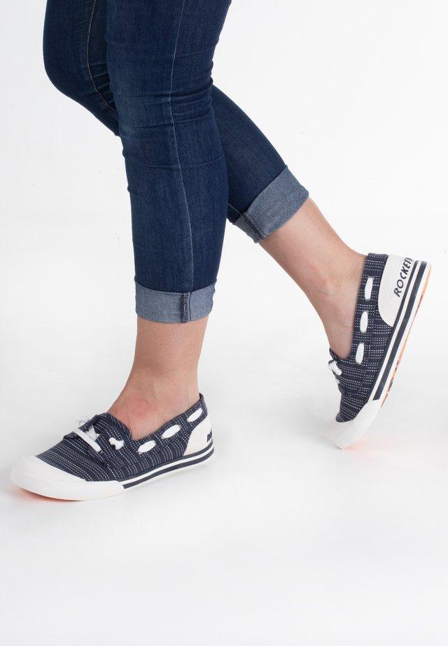 JAZZIN JETTY DAVEY - Chaussures bateau - dark blue