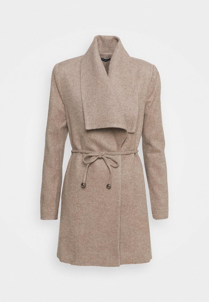Trendyol - Classic coat - beige