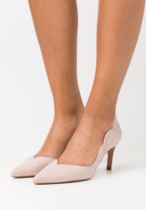 MAYSIEE - Classic heels - nude/pink