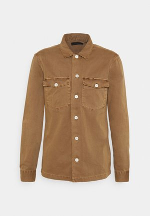 SPOTTER  - Shirt - clove brown