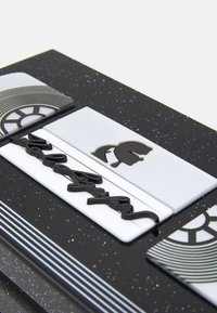KARL LAGERFELD - VIDEO TAPE MINAUDIERE - Clutch - black - 5