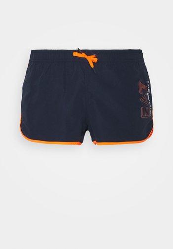 SEA WORLD EAGLE - Swimming shorts - blu navy