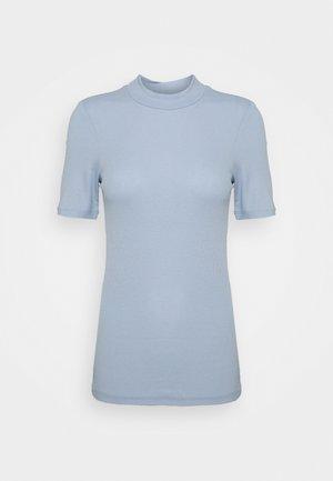 PCBIRDIE T NECK - Basic T-shirt - kentucky blue