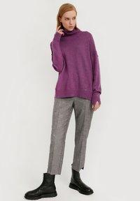 Finn Flare - Jumper - violet - 1