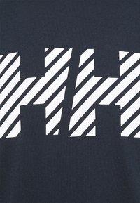 Helly Hansen - ACTIVE - Print T-shirt - navy - 6