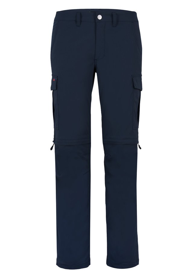 PHILL - Pantaloni cargo - deep blue