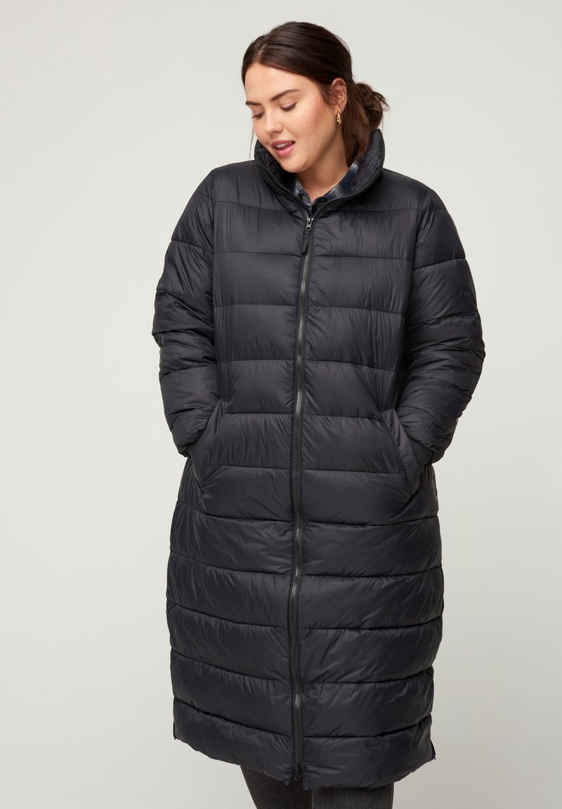 Zizzi - Winter coat - black