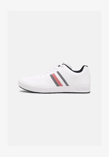 SUSTAINABLE CUPSOLE STRIPES - Trainers - white