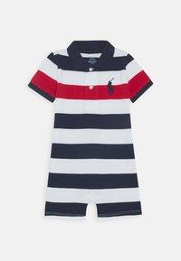 Polo Ralph Lauren - ONE PIECE SHORTALL - Grenouillère - newport navy - 0
